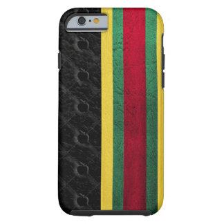 Amour de reggae coque iPhone 6 tough