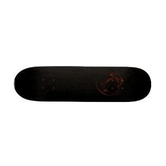Amour de saignement skateboards personnalisés