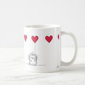 AMOUR de Sandra Boynton VOUS CAT Mug