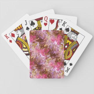 Amour de tourbillonnement… cartes à jouer