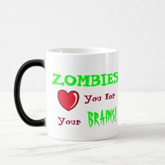 Amour de zombi mug magic