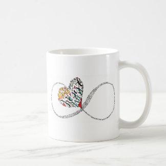 Amour d'infini mug