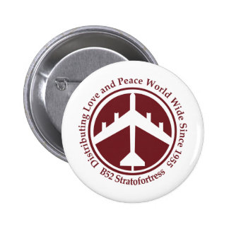 Amour distribiting burgundy.png d'A098 B52 Badge Rond 5 Cm