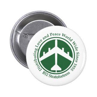 Amour distribiting .png vert-foncé d'A098 B52 Badge Rond 5 Cm