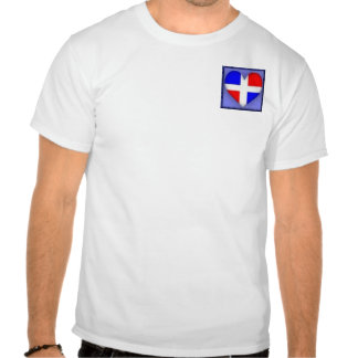 Amour dominicain t-shirt