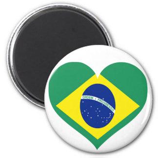 Amour du Brésil Aimant