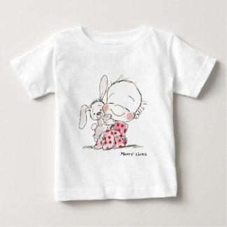 Amour du lapin EAS-007 ! T-shirt Pour Bébé