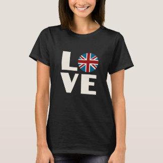 Amour d'Union Jack T-shirt