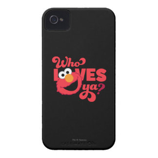 Amour Elmo Coques Case-Mate iPhone 4