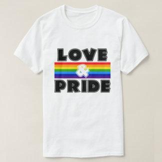 Amour et fierté t-shirt