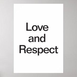 Amour et respect