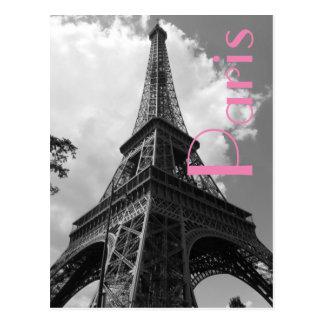 Amour et ville Romance de Tour Eiffel France de Cartes Postales