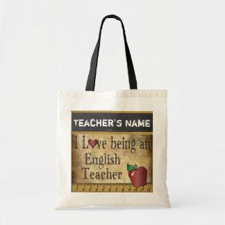 Amour étant un nom du professeur d'Anglais | Sacs