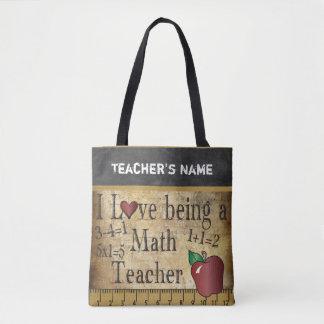 Amour étant un nom du professeur de maths | sac