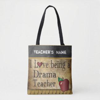 Amour étant un nom du professeur | do-it-yourself sac