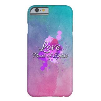 Amour, fruit de l'esprit coque barely there iPhone 6