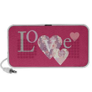 Amour Haut-parleurs iPhone