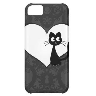 Amour I de Kitty Kuro Coque iPhone 5C