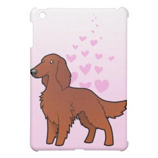 Amour irlandais/anglais/poseur de Gordon/R&W Coques iPad Mini