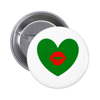 Amour irlandais badges