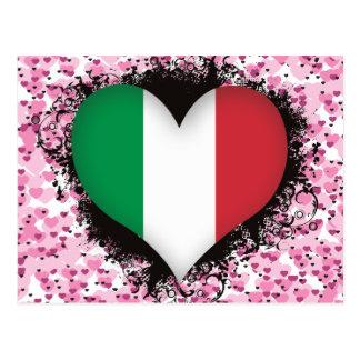 Amour Italie du cru I Cartes Postales
