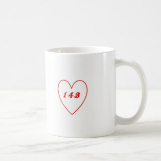 Amour, je t'aime mug