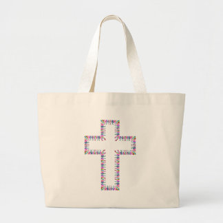 Amour le Christ Grand Tote Bag