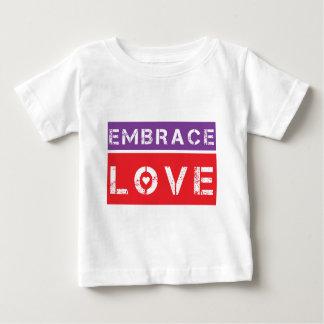 Amour Logowear d'étreinte T-shirt Pour Bébé