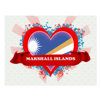 Amour Marshall Islands du cru I Cartes Postales