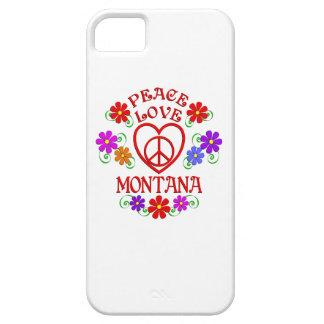Amour Montana de paix Coque iPhone 5 Case-Mate