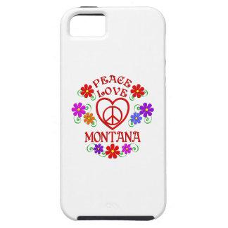Amour Montana de paix Coques iPhone 5 Case-Mate