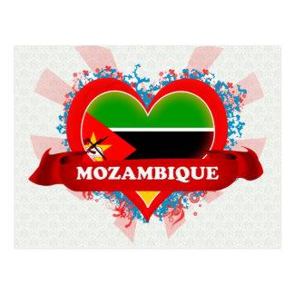 Amour Mozambique du cru I Carte Postale