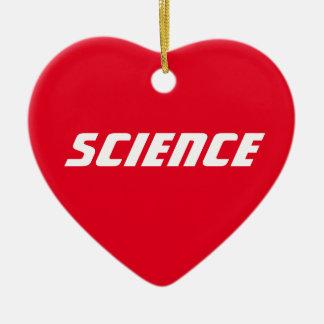 """Amour ornement de la """"Science"""" -"""