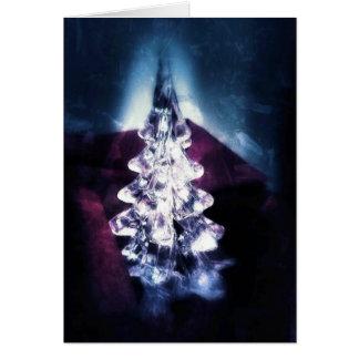 Amour, paix, et joie ce Noël (carte) Carte De Vœux
