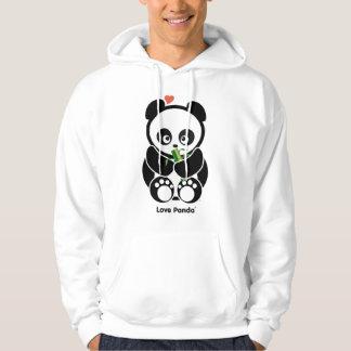 Amour Panda® Hoody Pull Avec Capuche