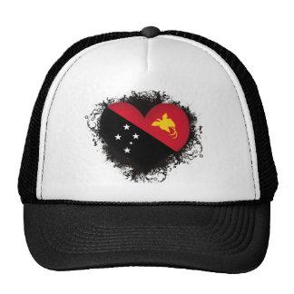 Amour Papouasie-Nouvelle-Guinée du cru I Casquette Trucker