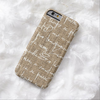 Amour perdu coque barely there iPhone 6
