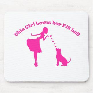 amour pitty tapis de souris