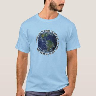 Amour pour changer le T-shirt de code source du