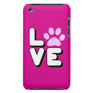 AMOUR - ROSE COQUES iPod Case-Mate