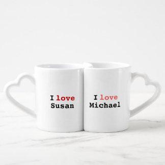 """""""amour simple"""" idée mug"""
