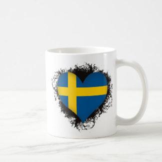 Amour Suède du cru I Tasses À Café