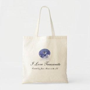 Amour Tanzanite du sac à provisions I.