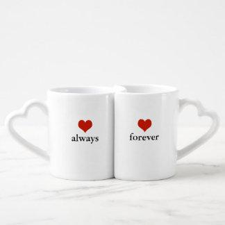 amour toujours et pour toujours mug