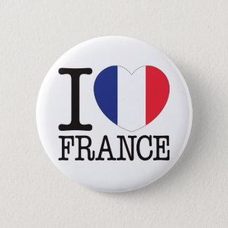 Amour v2 de la France Badge