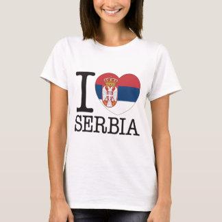 Amour v2 de la Serbie T-shirt