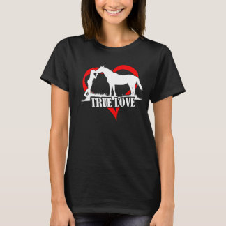 Amour vrai (cheval) t-shirt