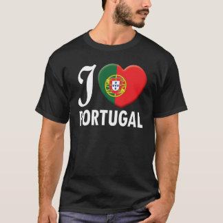 Amour W du Portugal T-shirt