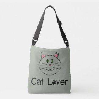 Amoureux des chats sac ajustable
