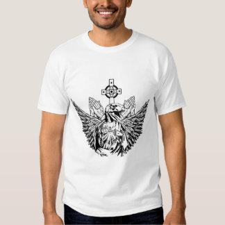 Amours de Raptor Jésus vous T-shirts